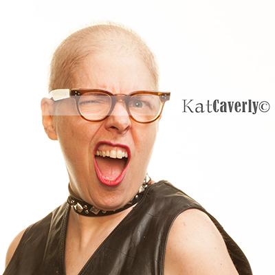 Kat Caverly, self-portrait, October 20, 2013